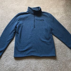 Men's North Face Pull Over